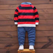 Load image into Gallery viewer, Stripe Top & Long Pants - Mom and Bebe Ph