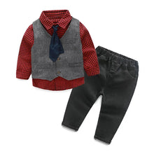 Load image into Gallery viewer, Top&Top Formal Gentleman Suit - Mom and Bebe Ph