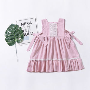 Nadia Pink Dress - Mom and Bebe Ph