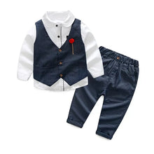 Load image into Gallery viewer, Boys Formal Set (3T-5T) - Mom and Bebe Ph