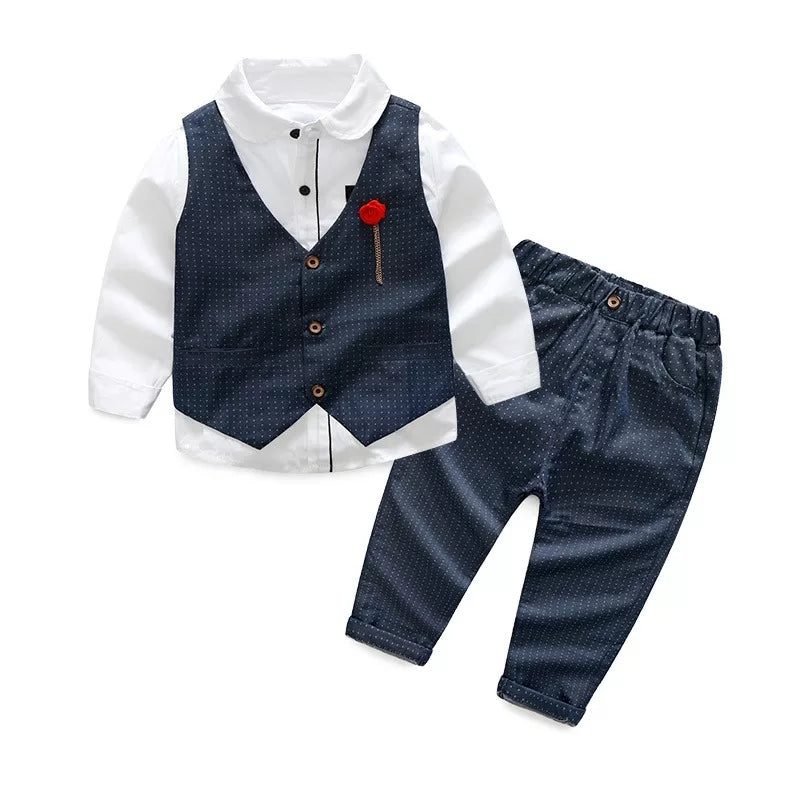 Boys Formal Set (3T-5T) - Mom and Bebe Ph