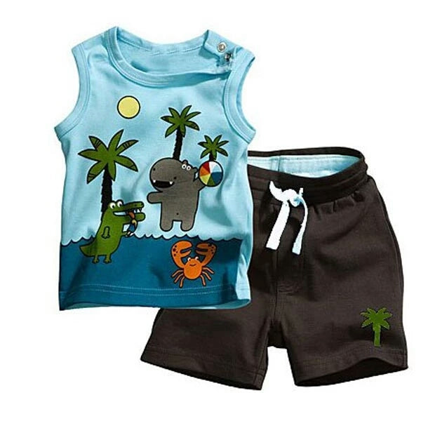 Top and Shorts Set - Mom and Bebe Ph