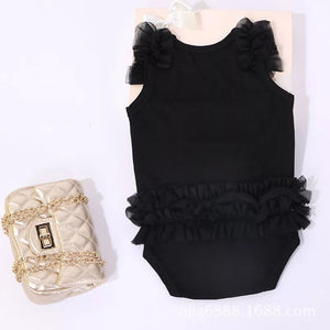 Little Black Dress Bodysuit - Mom and Bebe Ph