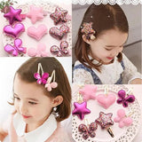 10 Pcs Hair Clips - Mom and Bebe Ph