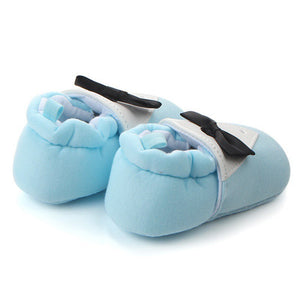 Soft Sole Bow Shoes - Mom and Bebe Ph