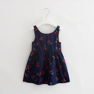 Printed Dress 2-8Y - Mom and Bebe Ph