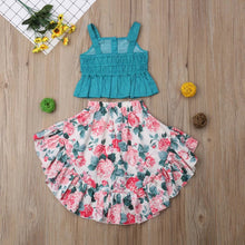 Load image into Gallery viewer, Azalea Top & Skirt Set - Mom and Bebe Ph