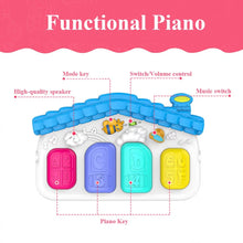 Load image into Gallery viewer, Baby Piano Play Mat