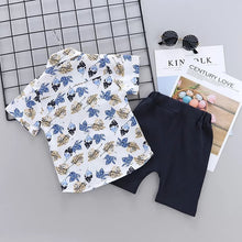 Load image into Gallery viewer, Polo Shirt & Pants - Mom and Bebe Ph