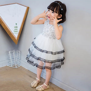 Aimee Dress White - Mom and Bebe Ph