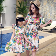Load image into Gallery viewer, Mom & Daughter Dress Set - Mom and Bebe Ph