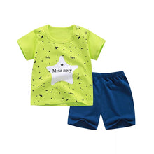 Load image into Gallery viewer, Boys Top & Shorts Pair - Mom and Bebe Ph