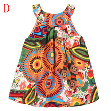 Load image into Gallery viewer, Printed Girls Dress 2~7Y - Mom and Bebe Ph