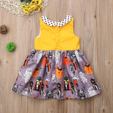 Load image into Gallery viewer, Liza Halloween Dress 1-4T - Mom and Bebe Ph