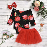 3pc Tutu Set - Mom and Bebe Ph