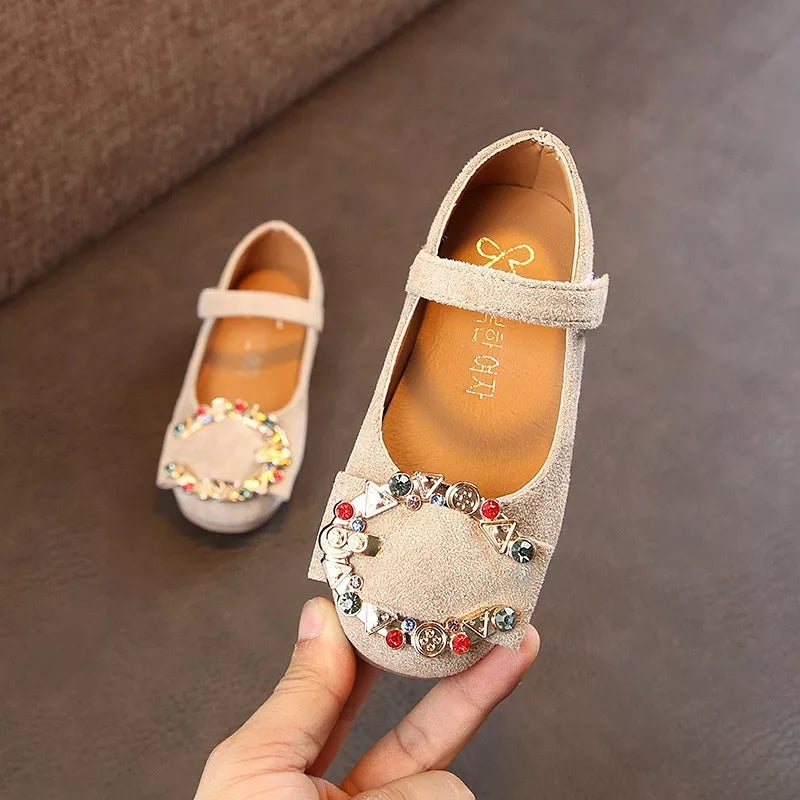 Kelly Shoes Beige - Mom and Bebe Ph