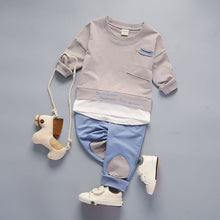 Load image into Gallery viewer, Long Sleeves Top & Pants - Mom and Bebe Ph