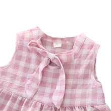 Load image into Gallery viewer, Pink Plaid Dress - Mom and Bebe Ph