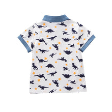 Load image into Gallery viewer, Dinosaur Top Shirt + Jeans - Mom and Bebe Ph
