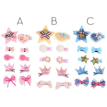 Load image into Gallery viewer, 10pcs Set Hair Clips - Mom and Bebe Ph