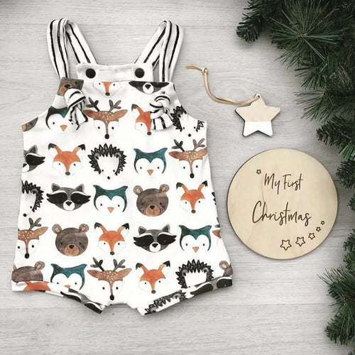 Cute Animal Romper - Mom and Bebe Ph