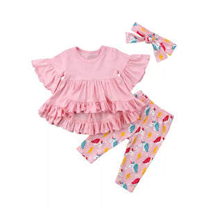 Unicorn Clothing Set - Mom and Bebe Ph