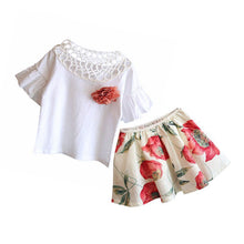 Load image into Gallery viewer, Nancy Kids Top & Skirt - Mom and Bebe Ph
