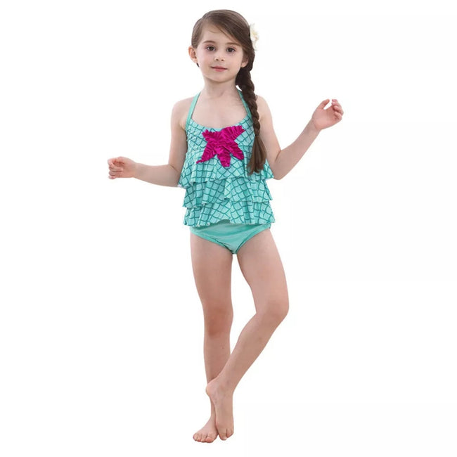 Mermaid 2pc Swimsuit