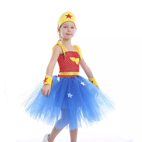 Wonder Woman Costume Halloween - Mom and Bebe Ph