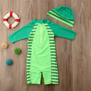 Rashguard & Cap - Mom and Bebe Ph