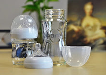 Load image into Gallery viewer, Avent Glass Bottles Set
