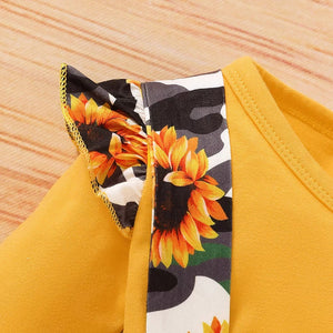 Sunflower 2pc Dress