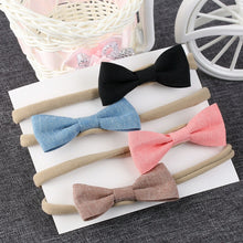 Load image into Gallery viewer, 4pcs Bow Headband - Mom and Bebe Ph