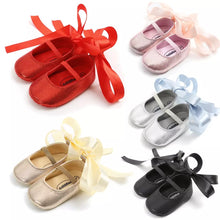 Load image into Gallery viewer, Ballerina Baby Shoes