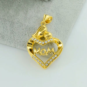Mom necklace Gold Plated - Mom and Bebe Ph