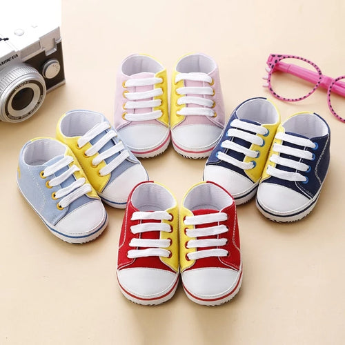 Jaylah Baby Shoes