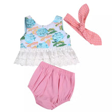 Load image into Gallery viewer, 3pcs Set Outfit Bunny - Mom and Bebe Ph