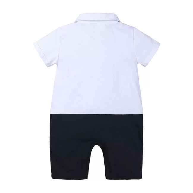 Little Captain Romper