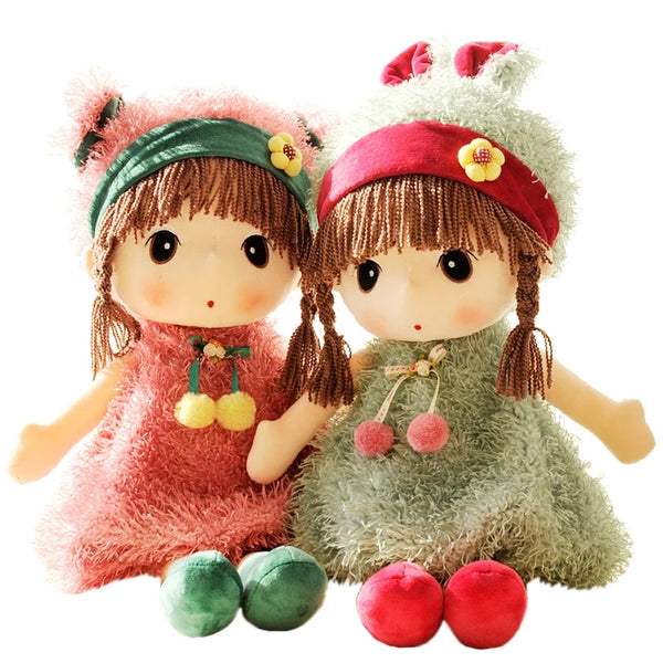 Plush Doll 40cm - Mom and Bebe Ph