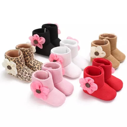 Baby Boots - Mom and Bebe Ph