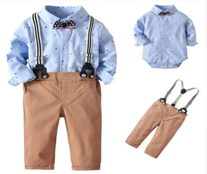 Baby Boy Gentleman Suit - Mom and Bebe Ph