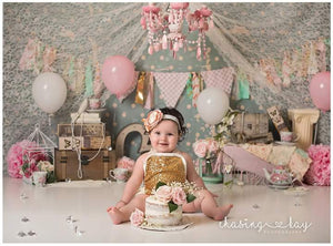 Gold Sequin Lace Romper - Mom and Bebe Ph