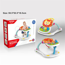 Load image into Gallery viewer, Lion Baby Walker 4 in 1