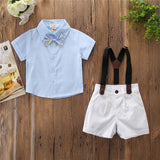 Infant Baby Boys Gentleman Suit - Mom and Bebe Ph