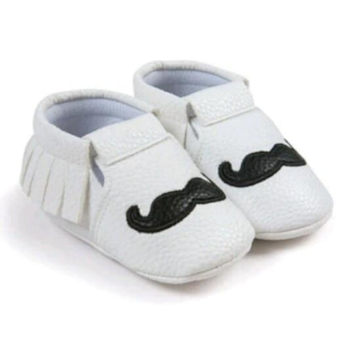 Romirus Mustache Shoes