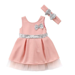 Solid Ball Gown Headband - Mom and Bebe Ph