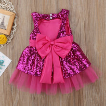 Load image into Gallery viewer, Rose Pink Sequin Dress - Mom and Bebe Ph