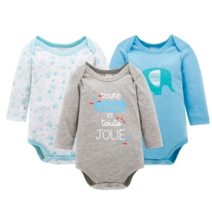 KavKas 3pcs Set Romper - Mom and Bebe Ph