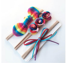 Load image into Gallery viewer, Colorful Set Headbands 3pcs - Mom and Bebe Ph