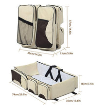 Load image into Gallery viewer, Portable Crib - Mom and Bebe Ph